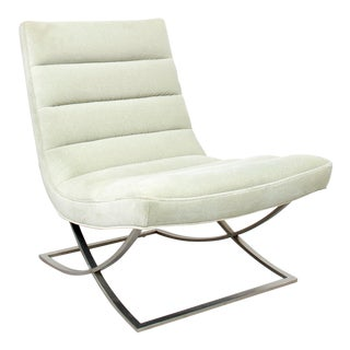 Mid-Century Inspired Sherrill Furniture Lounge Chair For Sale