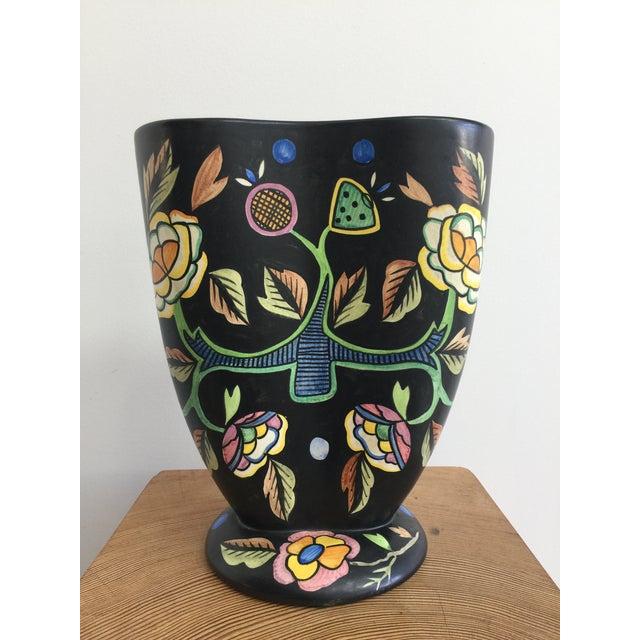 Lenci of Turino, Italy Ceramic Vase, 1930s - Image 3 of 8