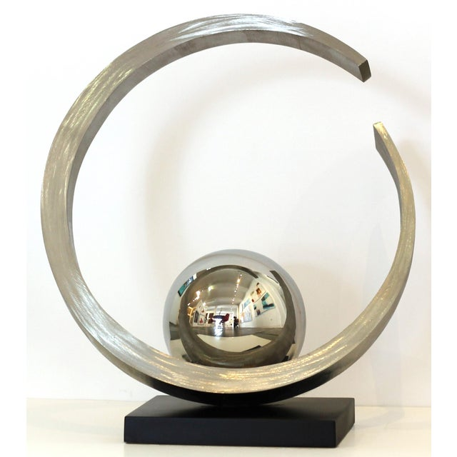 This one-of-a-kind original sculpture by James Kelsey is 17 inch tall by 15 inch wide and 8 inch deep. The sculpture is...