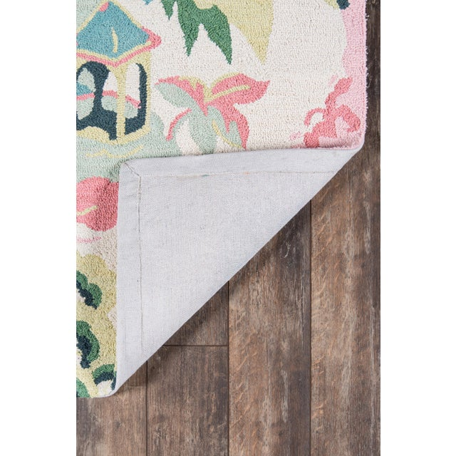 """2010s Madcap Cottage Embrace Ivory Area Rug 2'3"""" X 8' Runner For Sale - Image 5 of 7"""