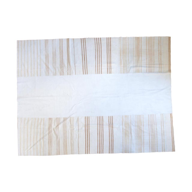 "Vintage Kilim Carpet - 8'1"" X 11'8"" - Image 1 of 6"