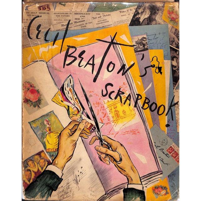 White Cecil Beaton's Scrapbook For Sale - Image 8 of 8