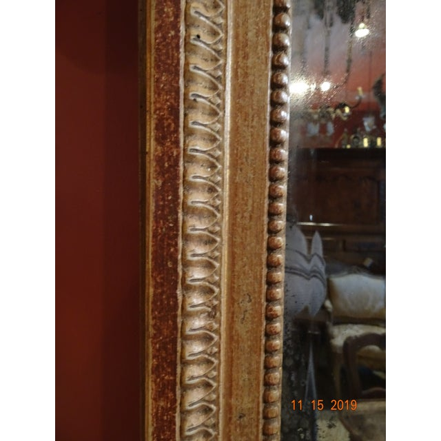 French 19th Century French Mirror For Sale - Image 3 of 10