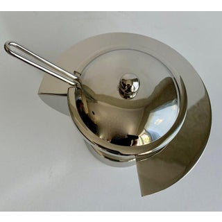 Modern Sugar Bowl With Spoon Preview