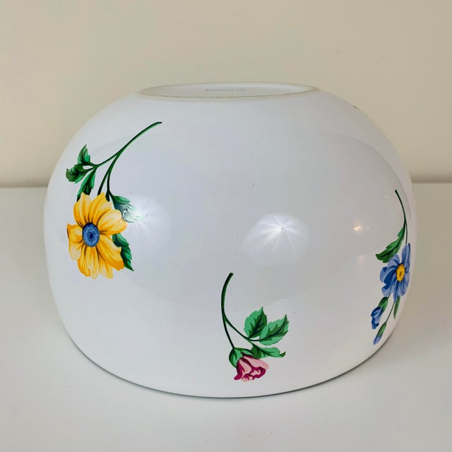 Tiffany & Co. Porcelain Sintra Serving Bowl For Sale In Washington DC - Image 6 of 8