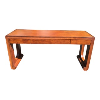 1980s Henredon Sideboard Console Table For Sale