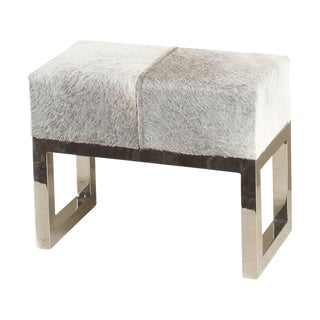 Moro Hide Stool For Sale