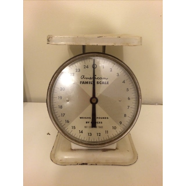 Vintage American Family Kitchen Scale - Image 3 of 6