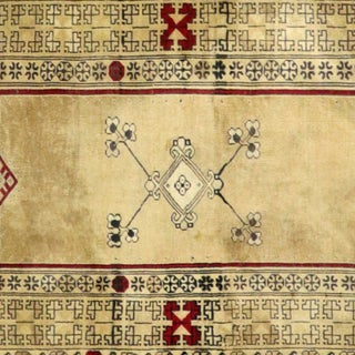 """Traditional Persian Wool Anatolian Rug - 4'4"""" X 6'6"""" Preview"""