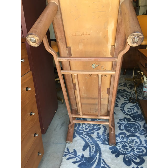Heritage Henredon Mahogany Coffee Table For Sale - Image 9 of 12