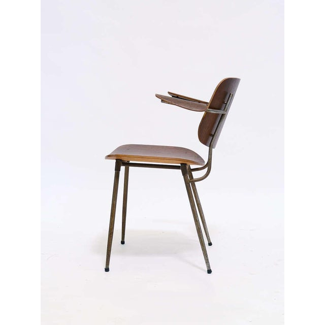 Armchair by Borge Mogensen For Sale In Chicago - Image 6 of 10