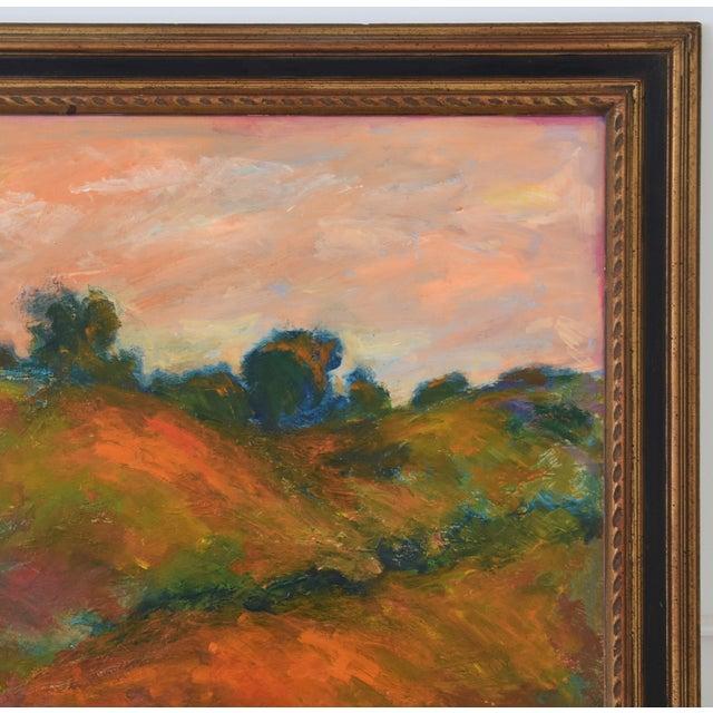 Large Original Juan Pepe Guzman, Ojai California Oil Painting For Sale In Los Angeles - Image 6 of 9