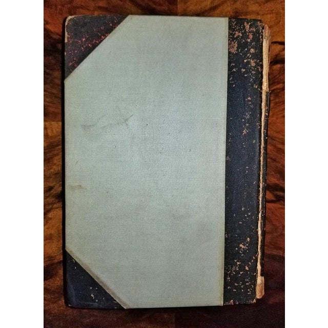 Paper The Life Record of Hw Graber Texas Ranger Dedicated First Edition For Sale - Image 7 of 10