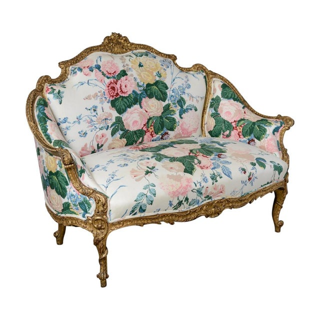 French Settee For Sale - Image 11 of 11