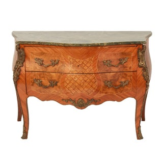 Early 20th Century French Louis XV Style Commode For Sale