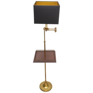 Tray Floor Lamp by Vaughan Design, London For Sale