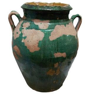 Antique Terracotta Planter For Sale