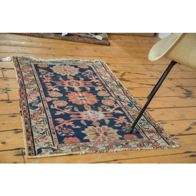 "Distressed Antique Lilihan Rug - 2'4"" x 3'7"" - Image 3 of 7"