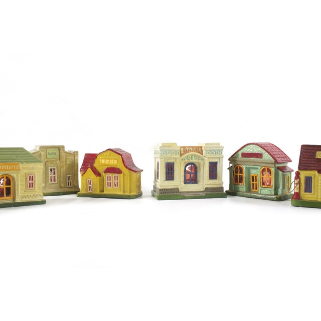 Vintage Houses, Made in Japan - Set of 18 - Image 2 of 5