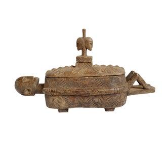 Dogon Divination Box For Sale
