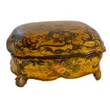 Image of Italian Jewelry Box For Sale