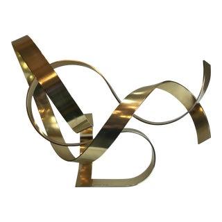 1981 Abstract Metal Sculpture by Dan Murphy