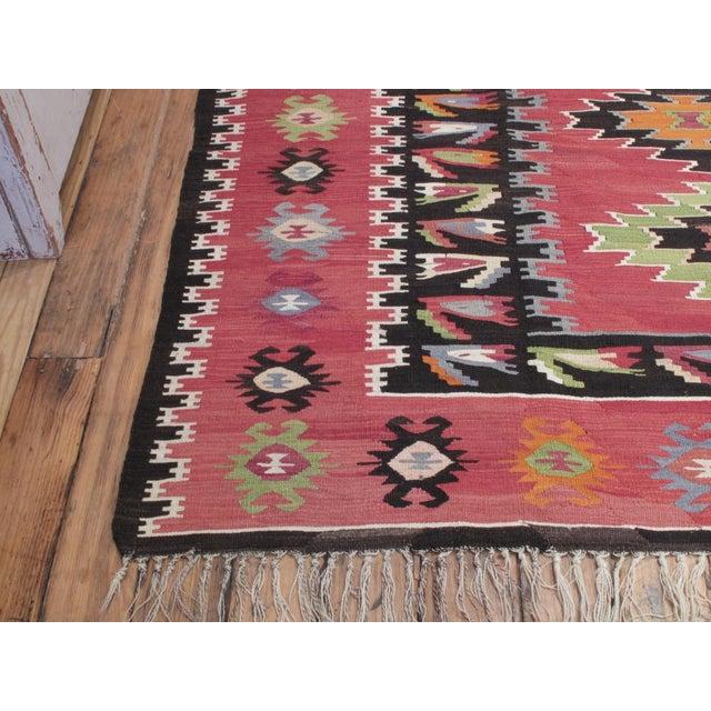 Balkan Kilim For Sale - Image 4 of 8