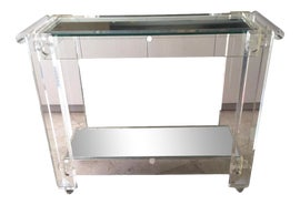 Image of Postmodern Bar Carts and Dry Bars