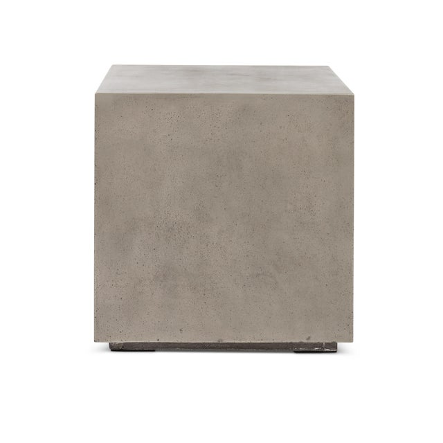 Fiber-reinforced concrete.