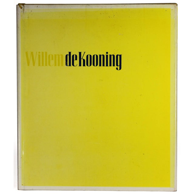 Willem De Kooning, First Edition For Sale - Image 13 of 13