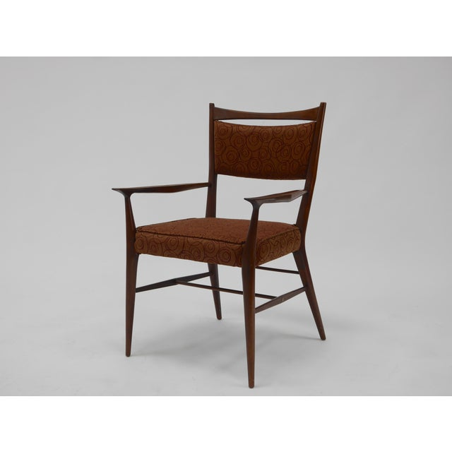 Mid-Century Modern Eight Dining Chairs by Paul McCobb For Sale - Image 3 of 8