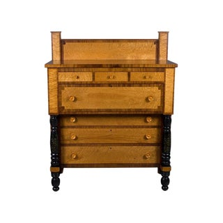 Late 19th Century Large Scottish Chest of Drawers
