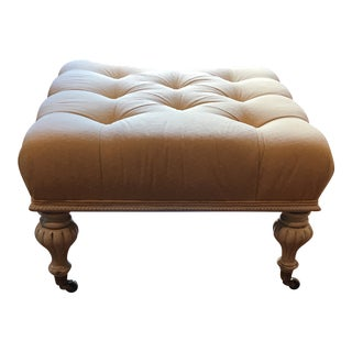 Swell Vintage Used French Country Ottomans And Footstools Chairish Pdpeps Interior Chair Design Pdpepsorg