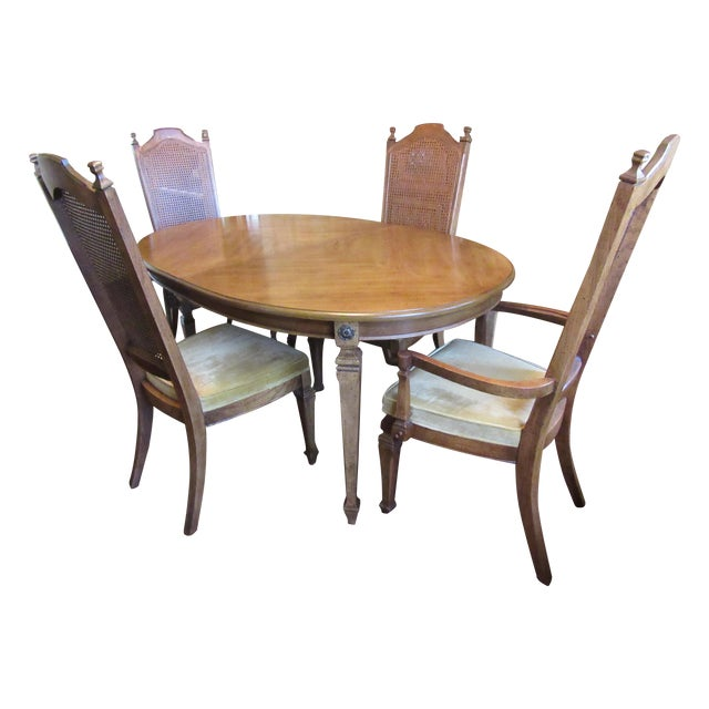 Stanley 1960s Classic Dining Set - Image 1 of 11