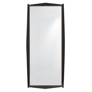 Currey & Co. Transitional Selig Wall Mirror For Sale