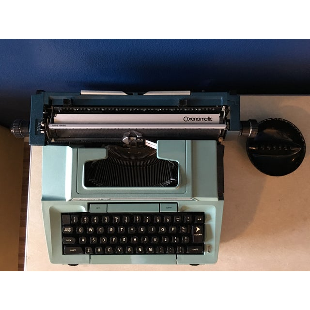 Mid-Century Smith-Corona Typewriter - Image 3 of 5