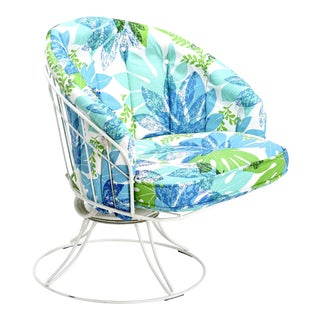 Homecrest Outdoor Patio Chair Original Cushions For Sale