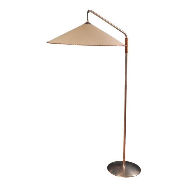 Telescopic Floor Lamp by Bag Turgi, Switzerland, 1930s For Sale