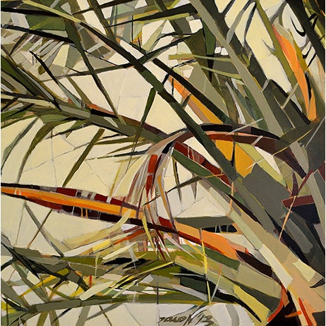 'Contemporary Plants 2' by Paco Navarro - Image 1 of 5