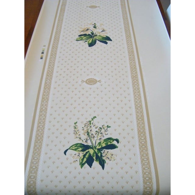 Vintage Wallpaper Roll - The Twigs Floral - Image 5 of 8