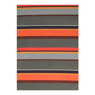 Brentano Regalia Striped Fabric - 1 1/3 Yards