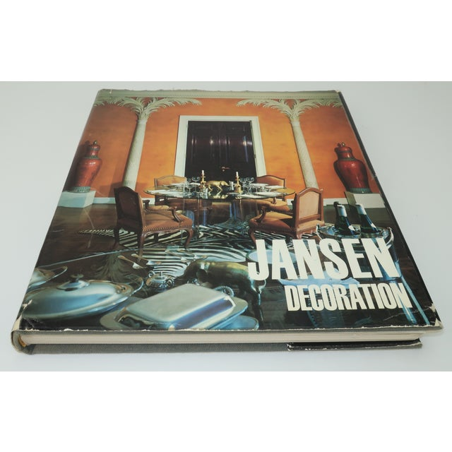 Jansen Decoration French Coffee Table Book, 1971 For Sale - Image 9 of 13