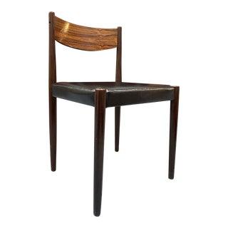 1960s Vintage Original Danish Rosewood Chair For Sale