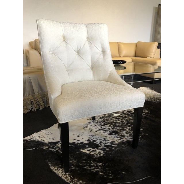 Modern Swaim Furniture Dining Chairs- Set of 6 For Sale In West Palm - Image 6 of 13