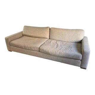 Restoration Hardware Maxwell Sofa For Sale