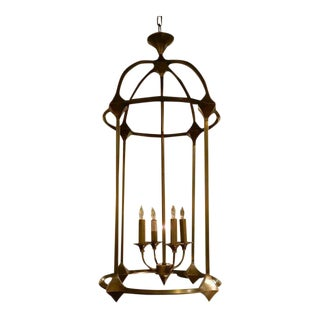 Currey & Co. Transitional Brass Bellario Lantern