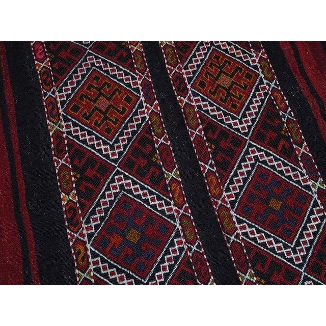 "1950s Anatolian ""Grain Sack"" For Sale - Image 5 of 9"