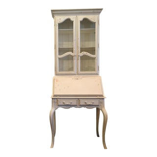 Ethan Allen Country French Secretary
