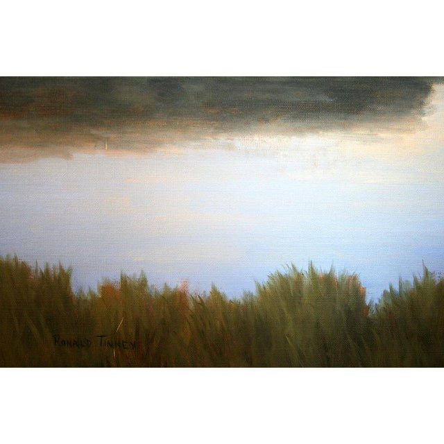 2010s Ronald Tinney, Magic on the Horizon Painting, 2016 For Sale - Image 5 of 8