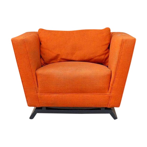 Mid-Century Modern Club Chair - Image 1 of 7